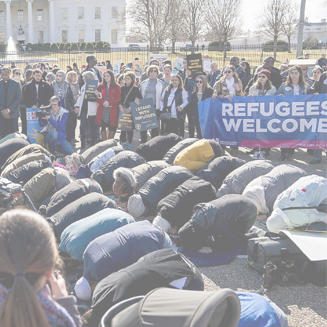 """""""We are more than ready, willing and able to settle refugees."""""""