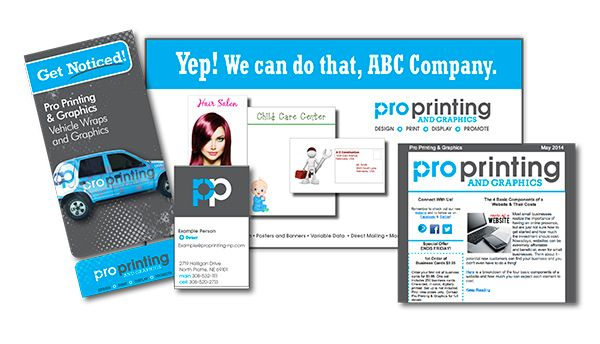 Top Six Printed Materials Every Business Needs