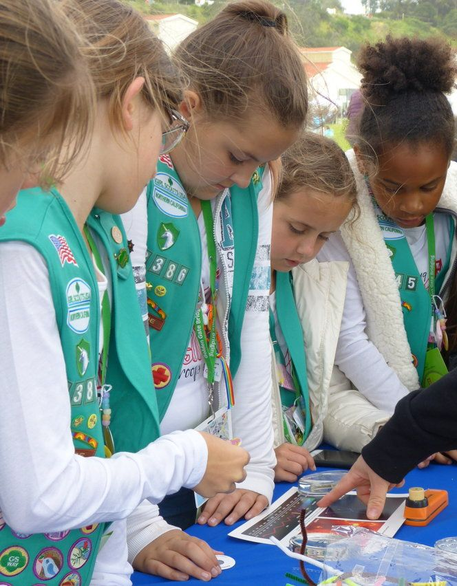Thirty New Girl Scout Badges Now Available to Power Girl Leadership in Key 21st Century Issues