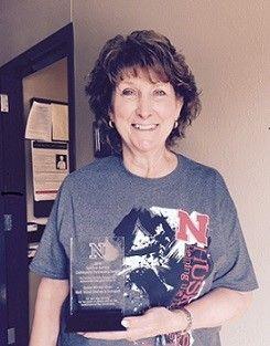 Sydne Wirrick-Knox is awarded the Spirit of Service Community Partner Award!