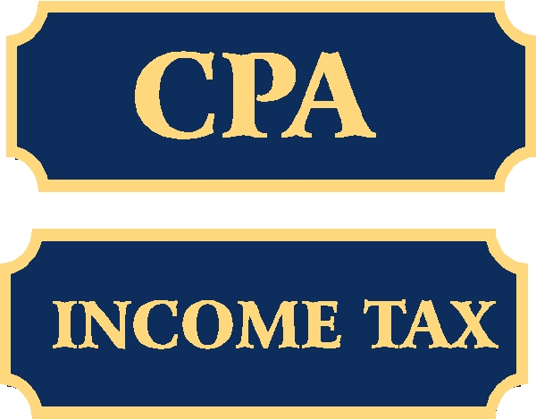 C12020 - HDU Signs for CPA and Income Tax