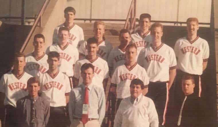 1989 Men's Basketball Team
