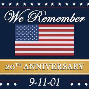 September 11th, Never Forget