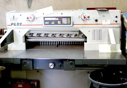 Paper Cutter 36-inch Computerized