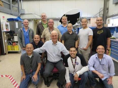 Meet the Scientists: The SIGINT Antenna Team