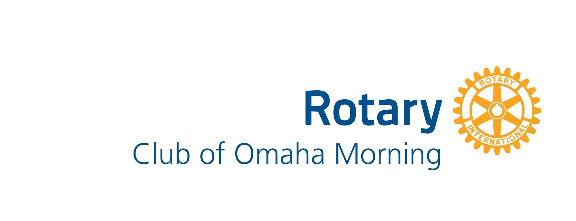 Speaking Engagement: Omaha Morning Rotary