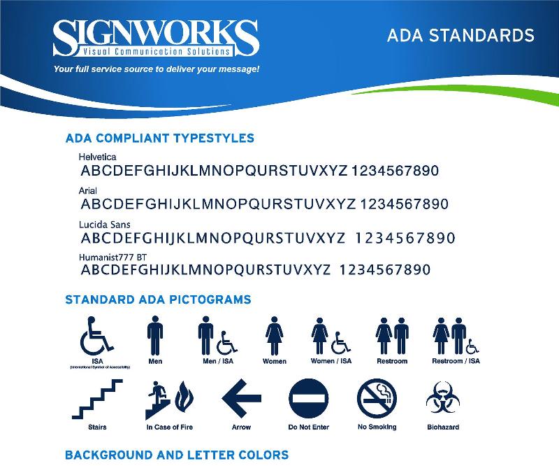 ADA Standards