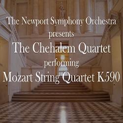 NSO To Go Chehalem String Quartet