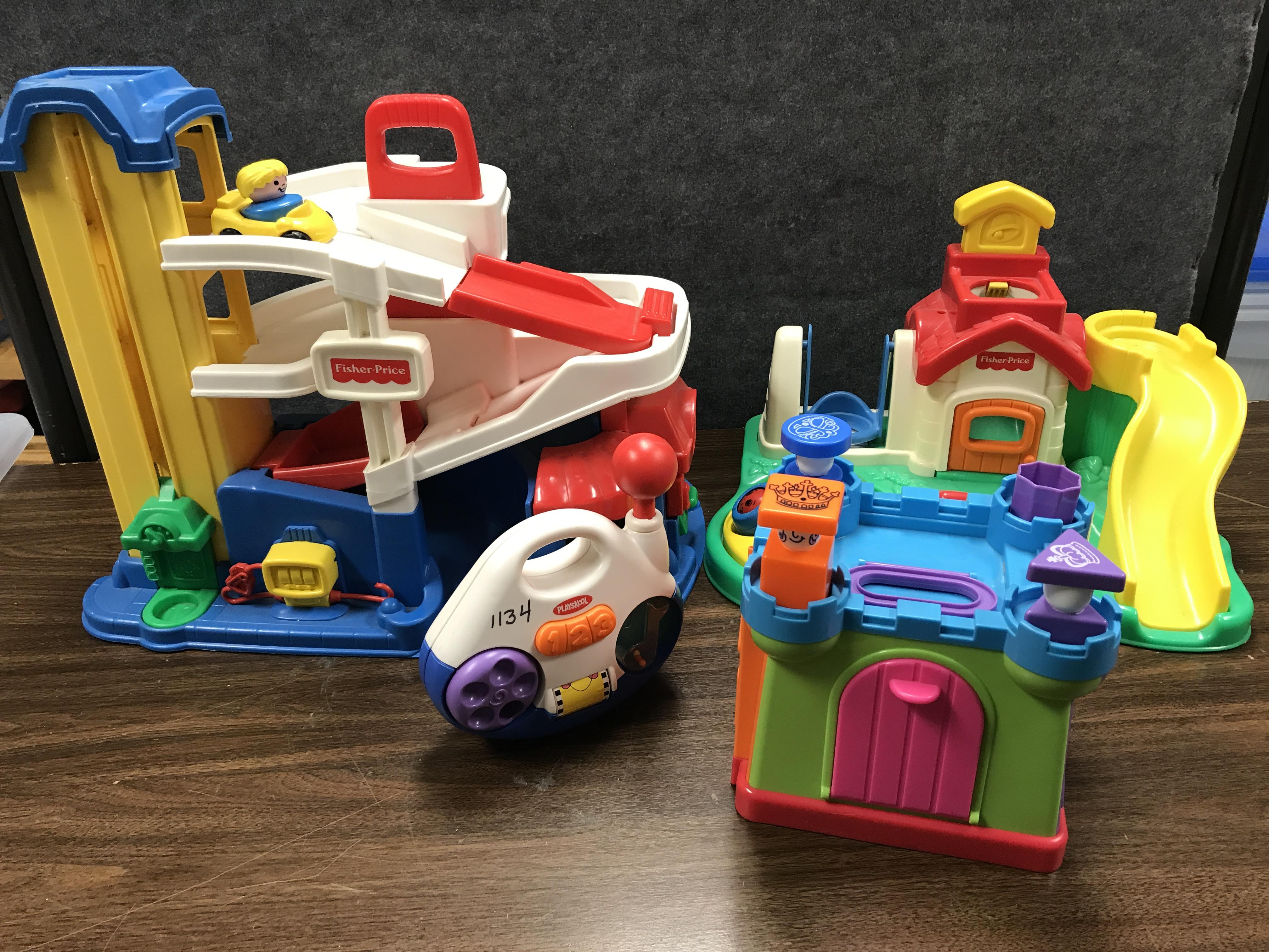 Infant/Toddler Toys Misc.