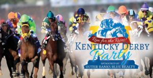 Run for the Roses - Kentucky Derby Party