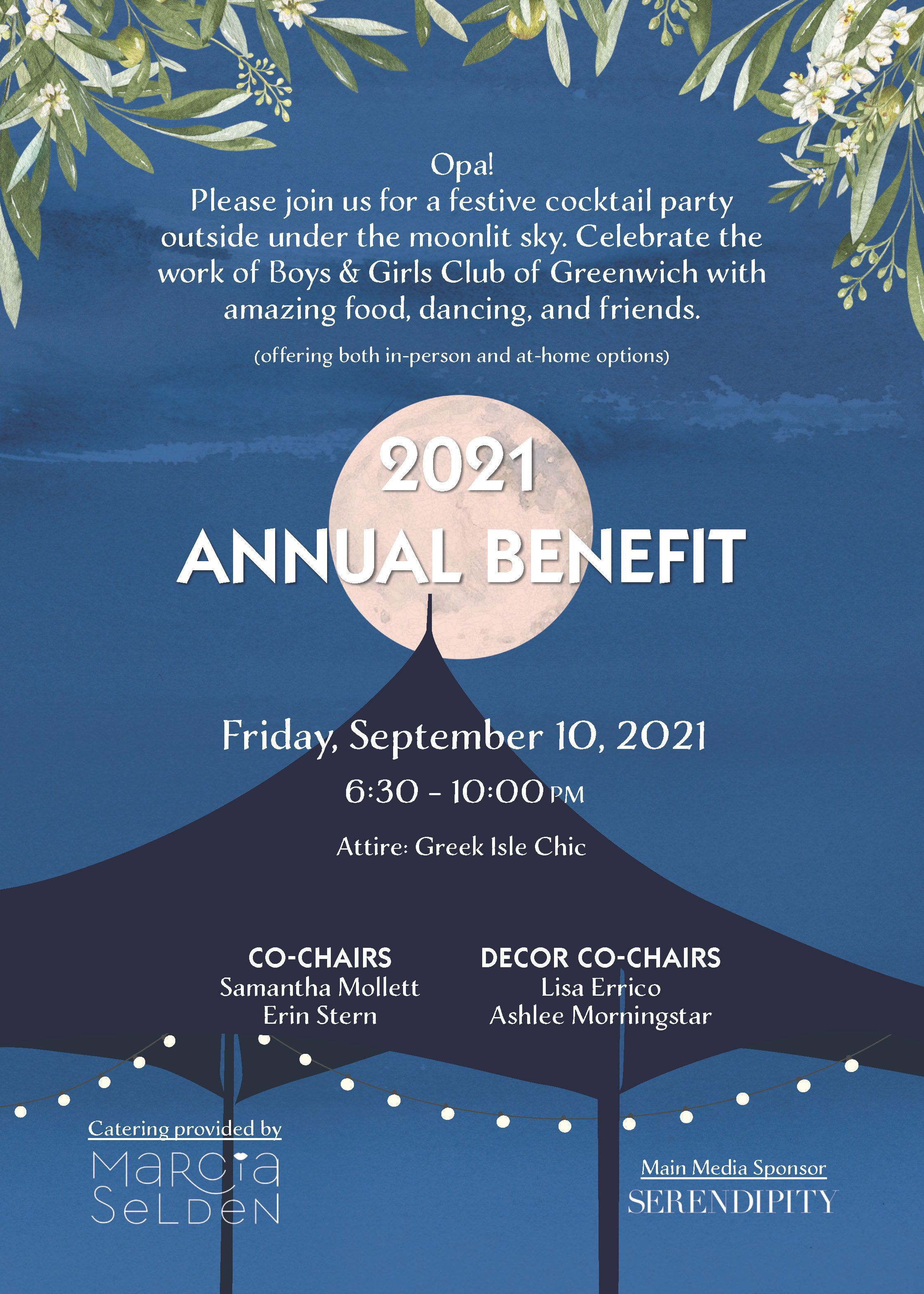Annual Benefit
