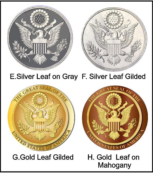 M7000C - Silver-Leaf and Gol-Leaf Gilded