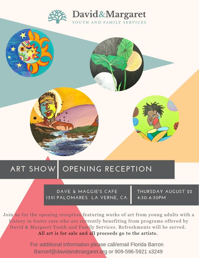 Opening Reception - Art Show