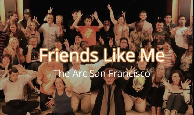 Friends Like Me at The Arc SF