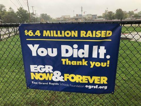 Foundation Endowment Generates $410,000 for Next School Year