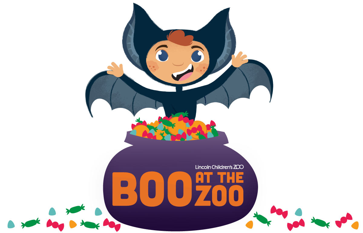 Boo At The Zoo - Lincoln children's zoo birthday party