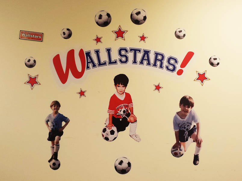 Wall Star Removable Graphics