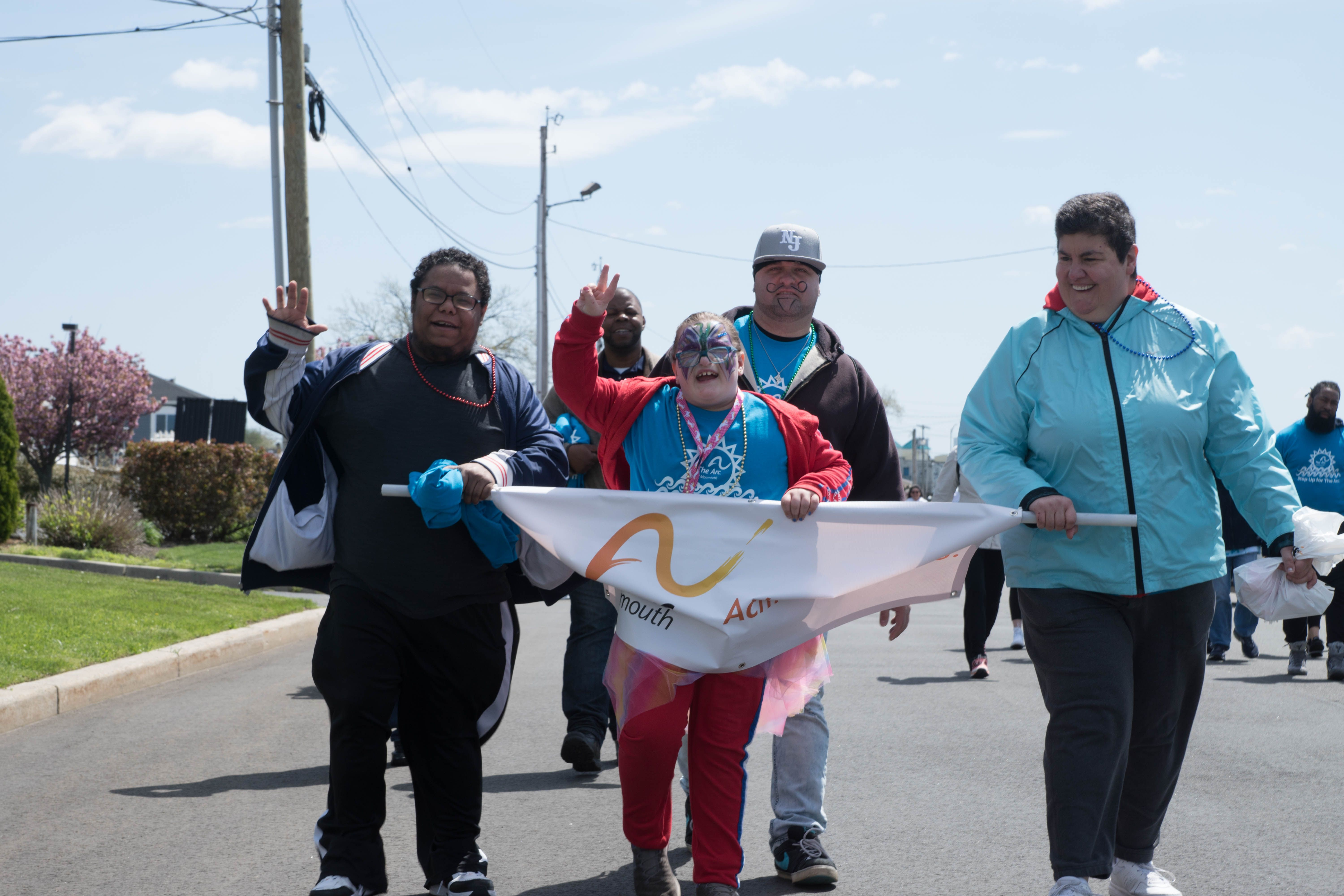 Step Up for The Arc Virtual Walk & 5K