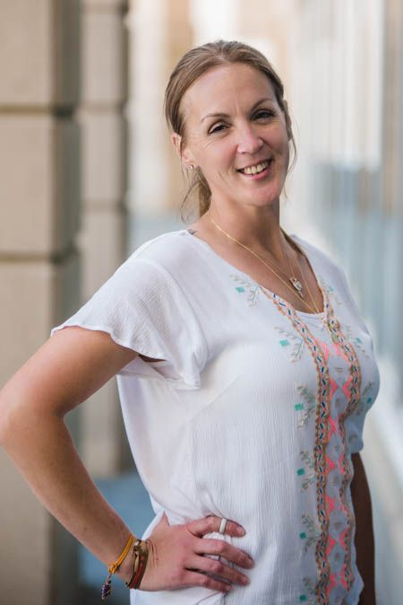 Abbey Brown, Program Coordinator