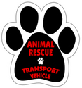 Animal Rescue Transport Vehicle