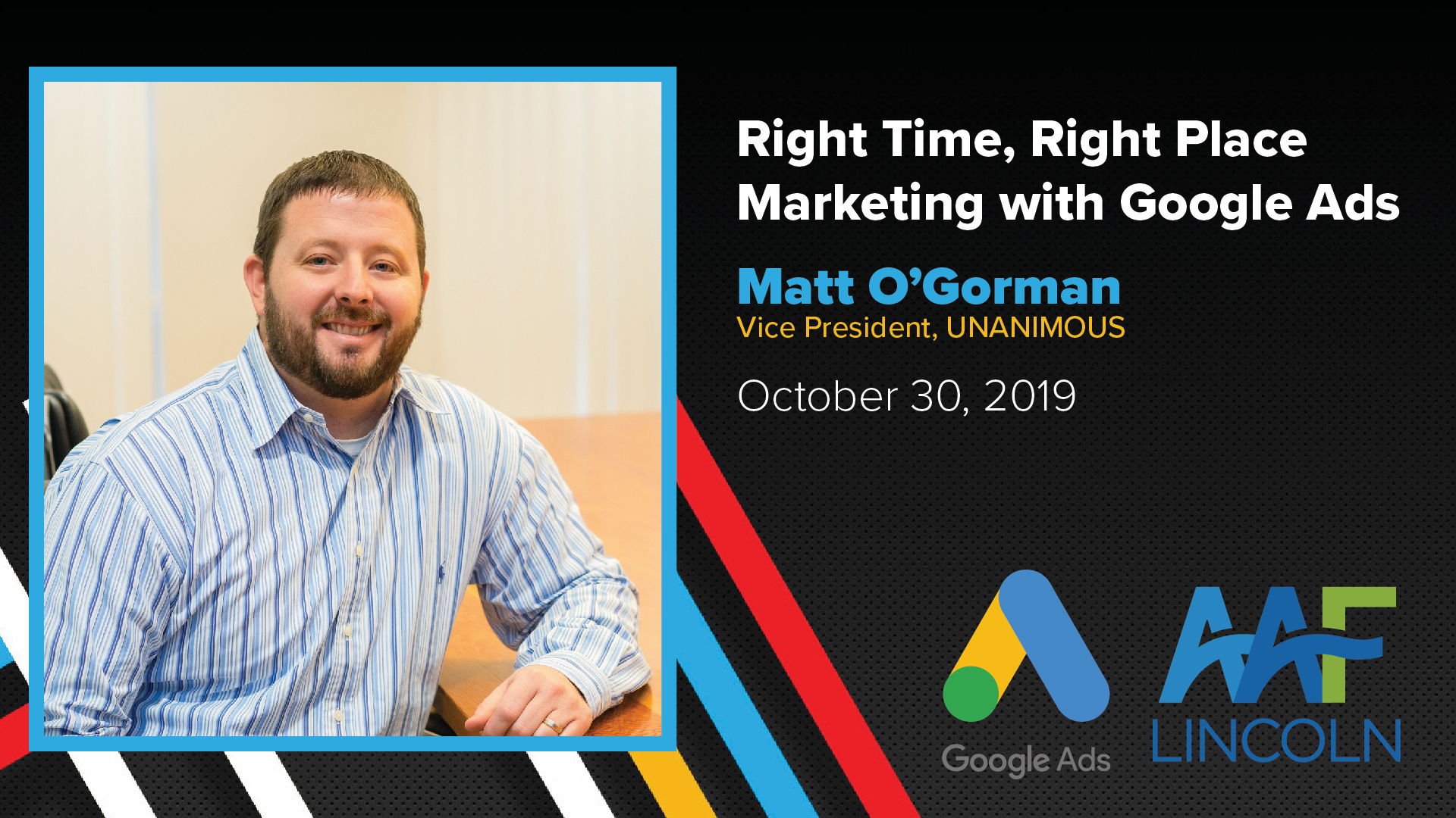Right Time, Right Place Marketing with Google Ads