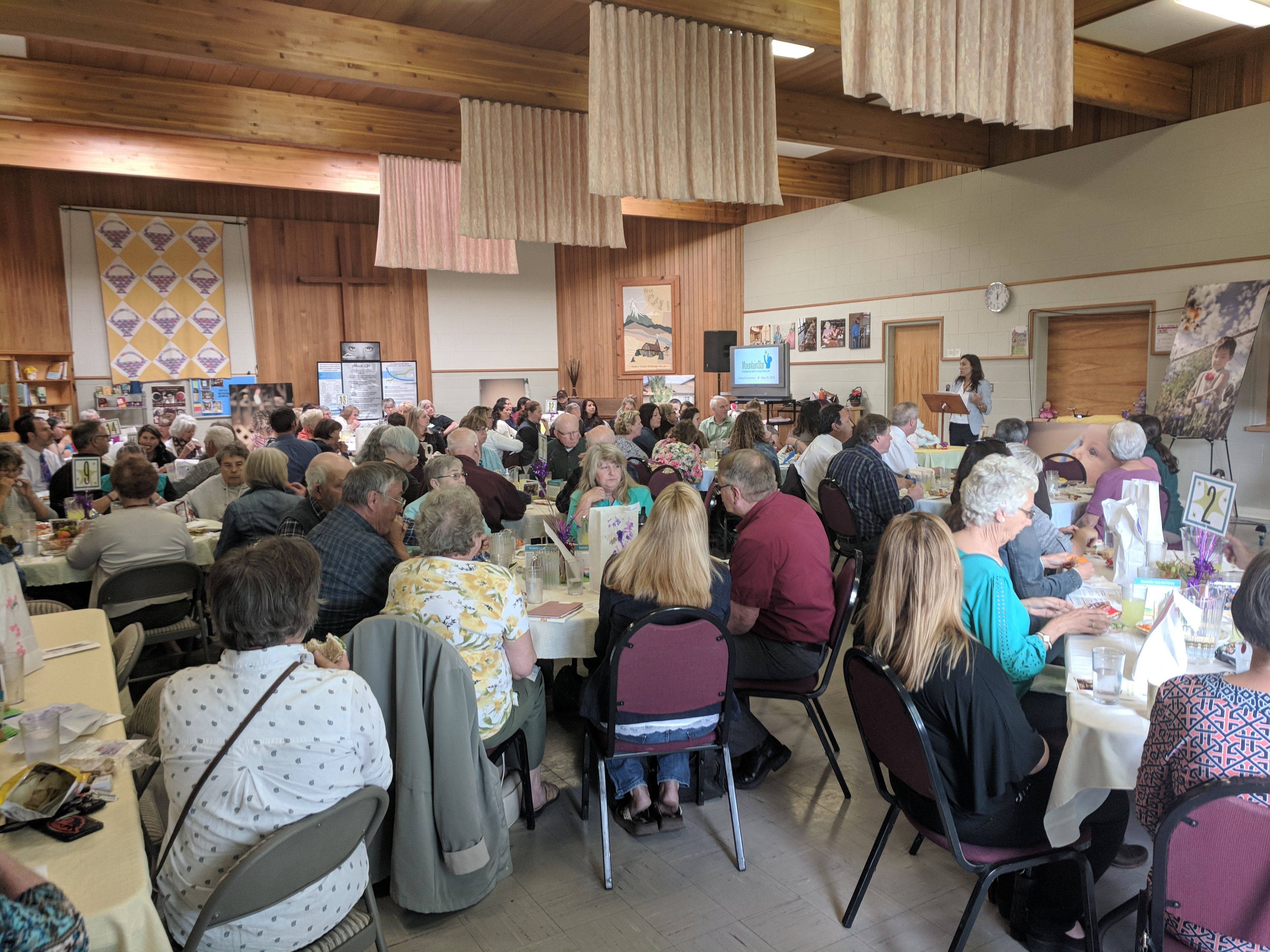 MountainStar Madras 2018 Luncheon Raises over $23,000!
