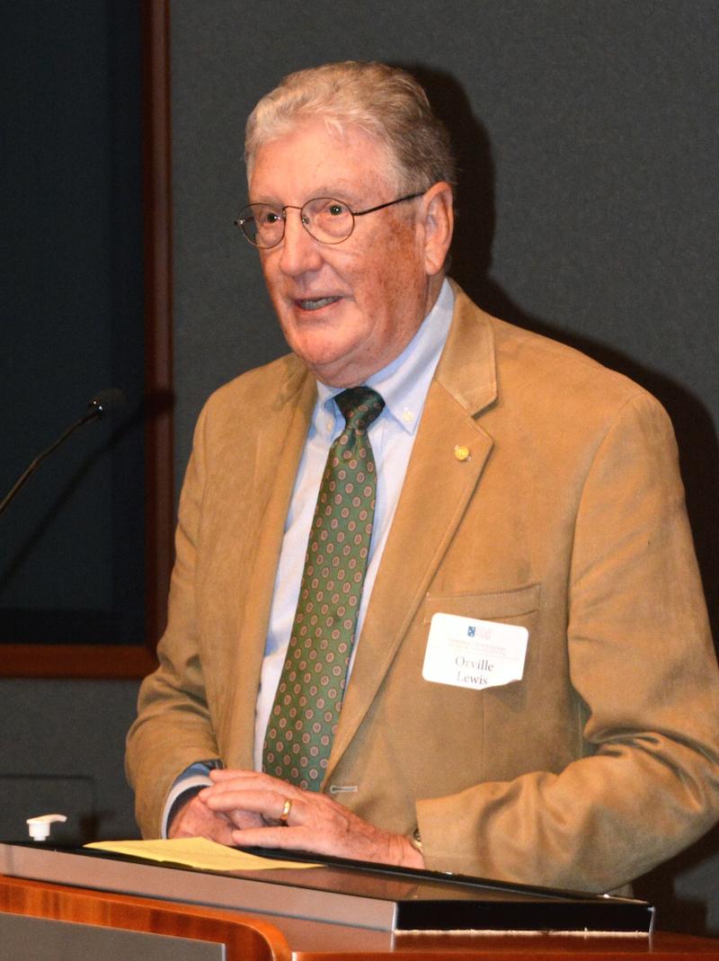 NCMF VP Orville Lewis
