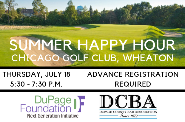 Summer Happy Hour - SOLD OUT!