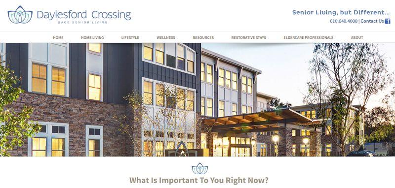 Dayles Ford Crossing: Web Development