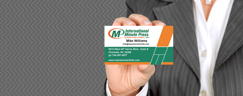 International minute press printing copying charlotte nc 28213 business cards reheart Choice Image