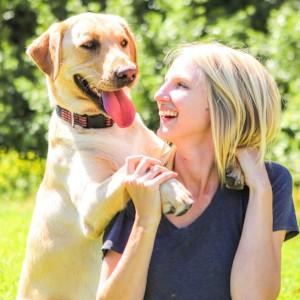 Canine Educator Courtney