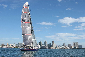 America's Cup Yacht