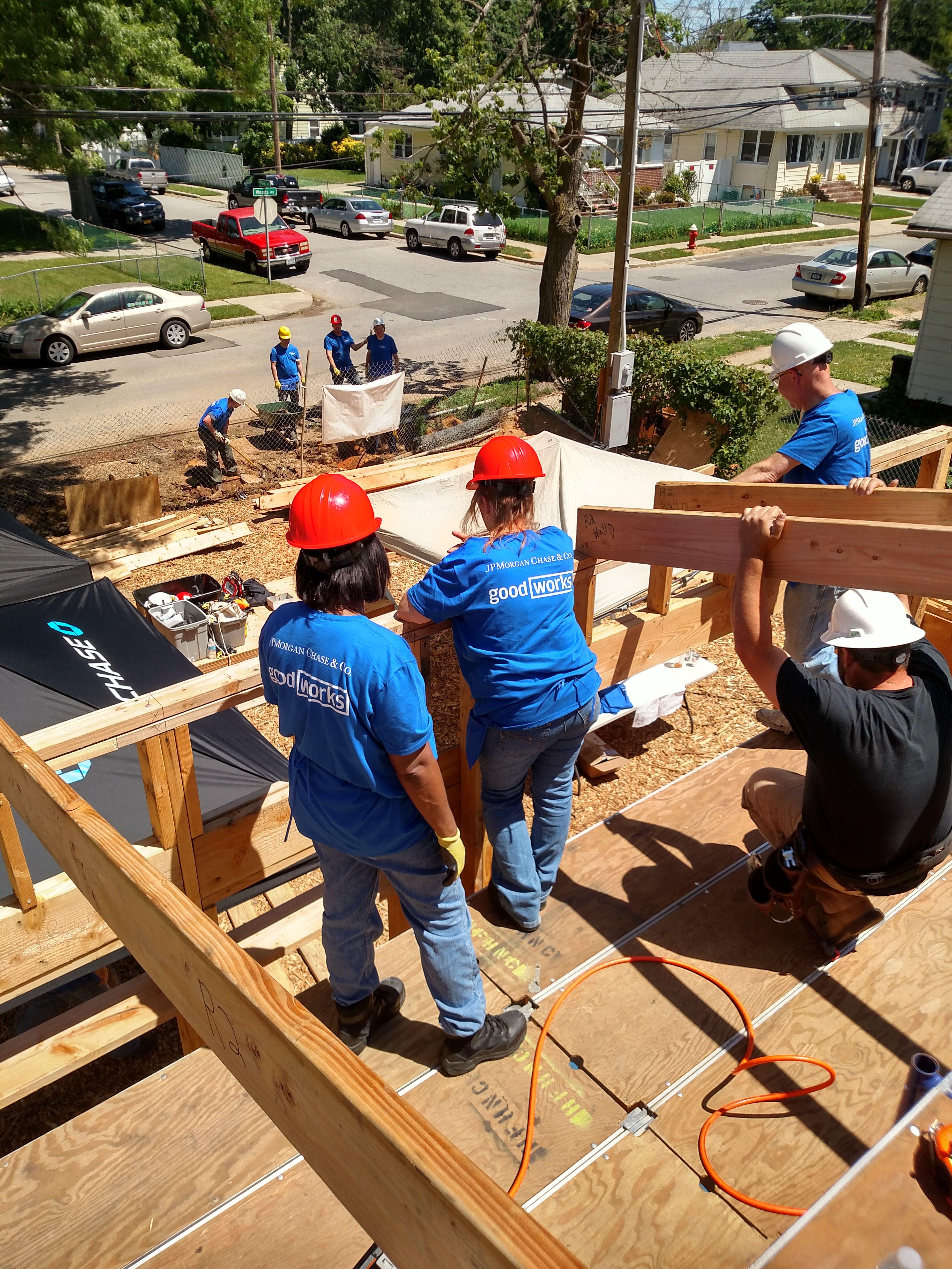 JPMorgan Chase Build Day