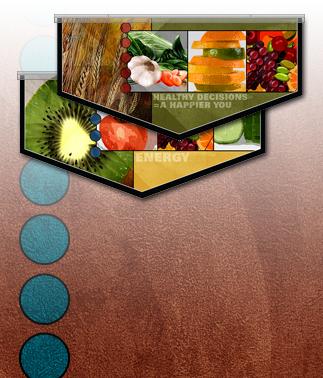 Hybrid Food Art Banners