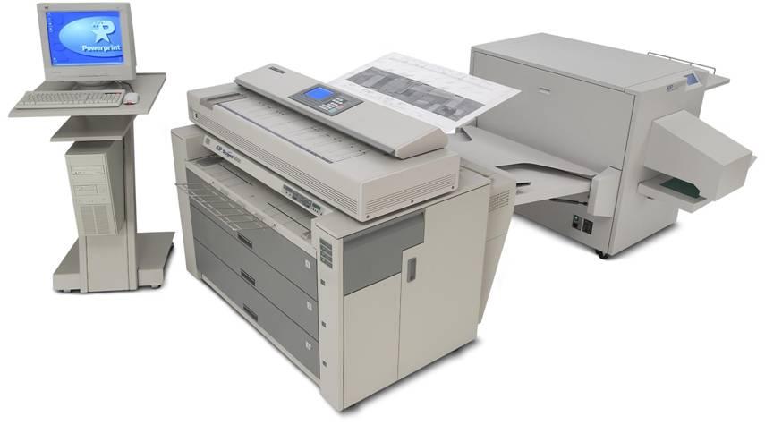 KIP Engineering Scanners / Printers / Plotters