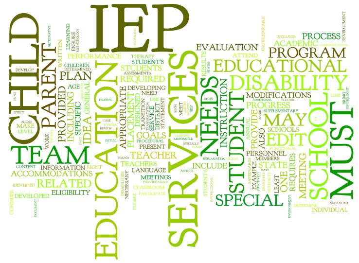IEP Educational Event