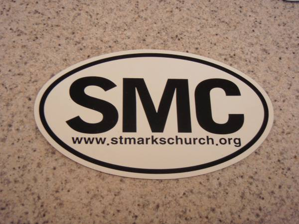 St. Mark's Church Magnet