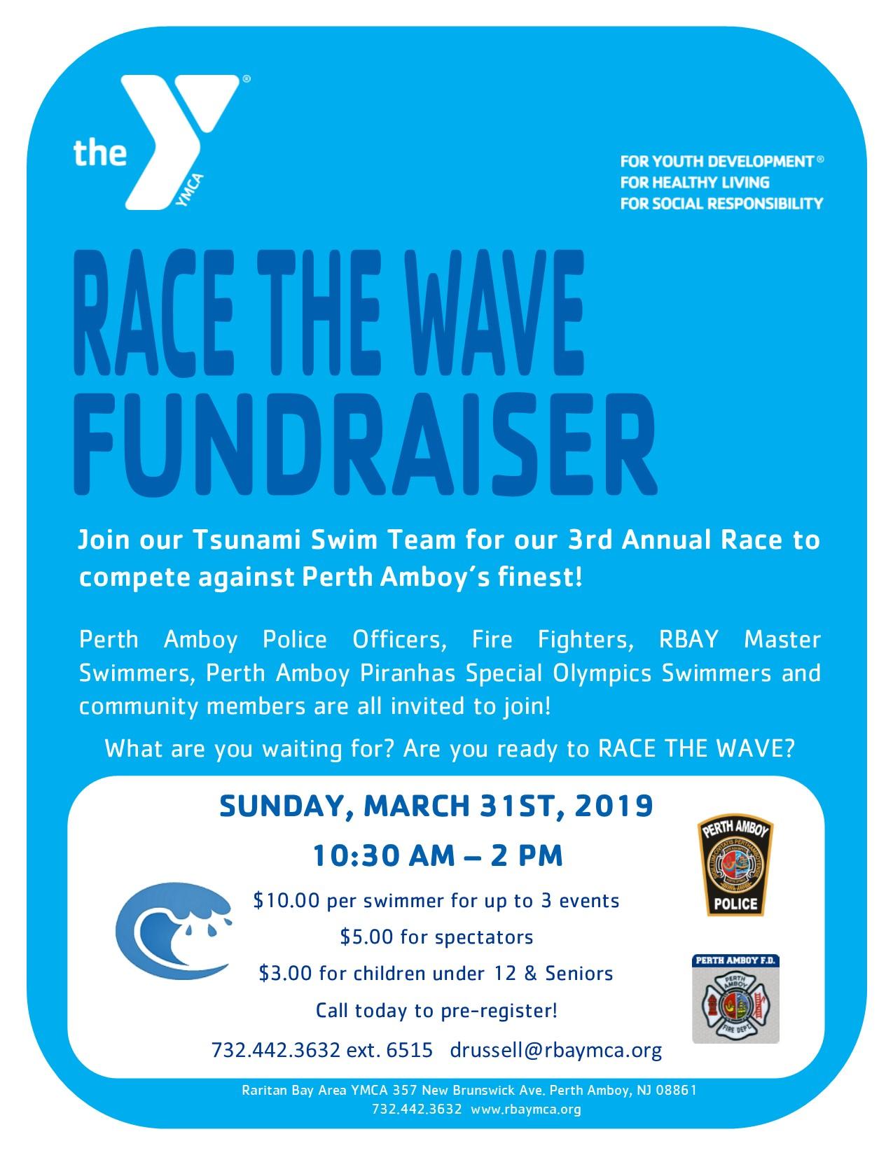 Race The Wave Fundraiser