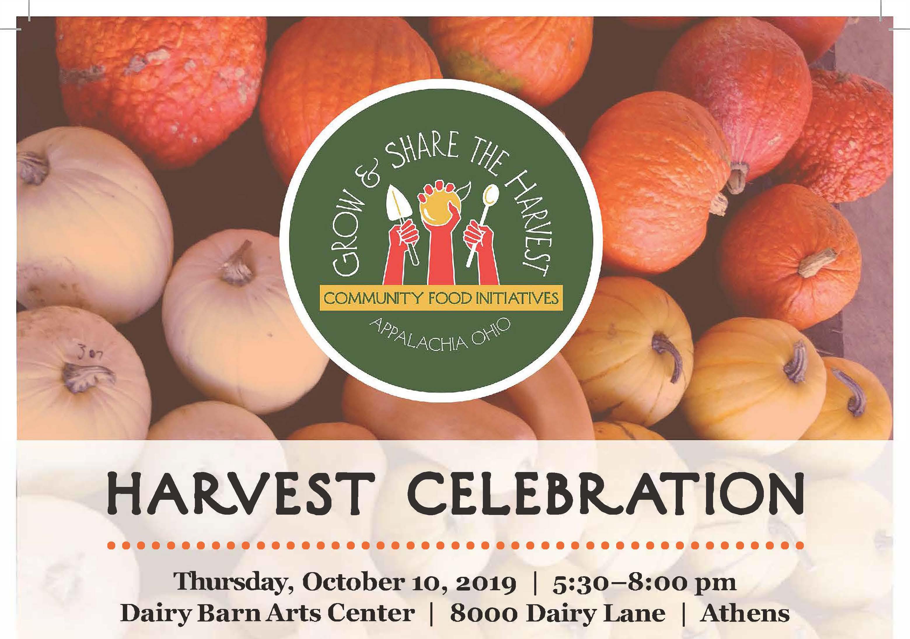 2019 Harvest Celebration