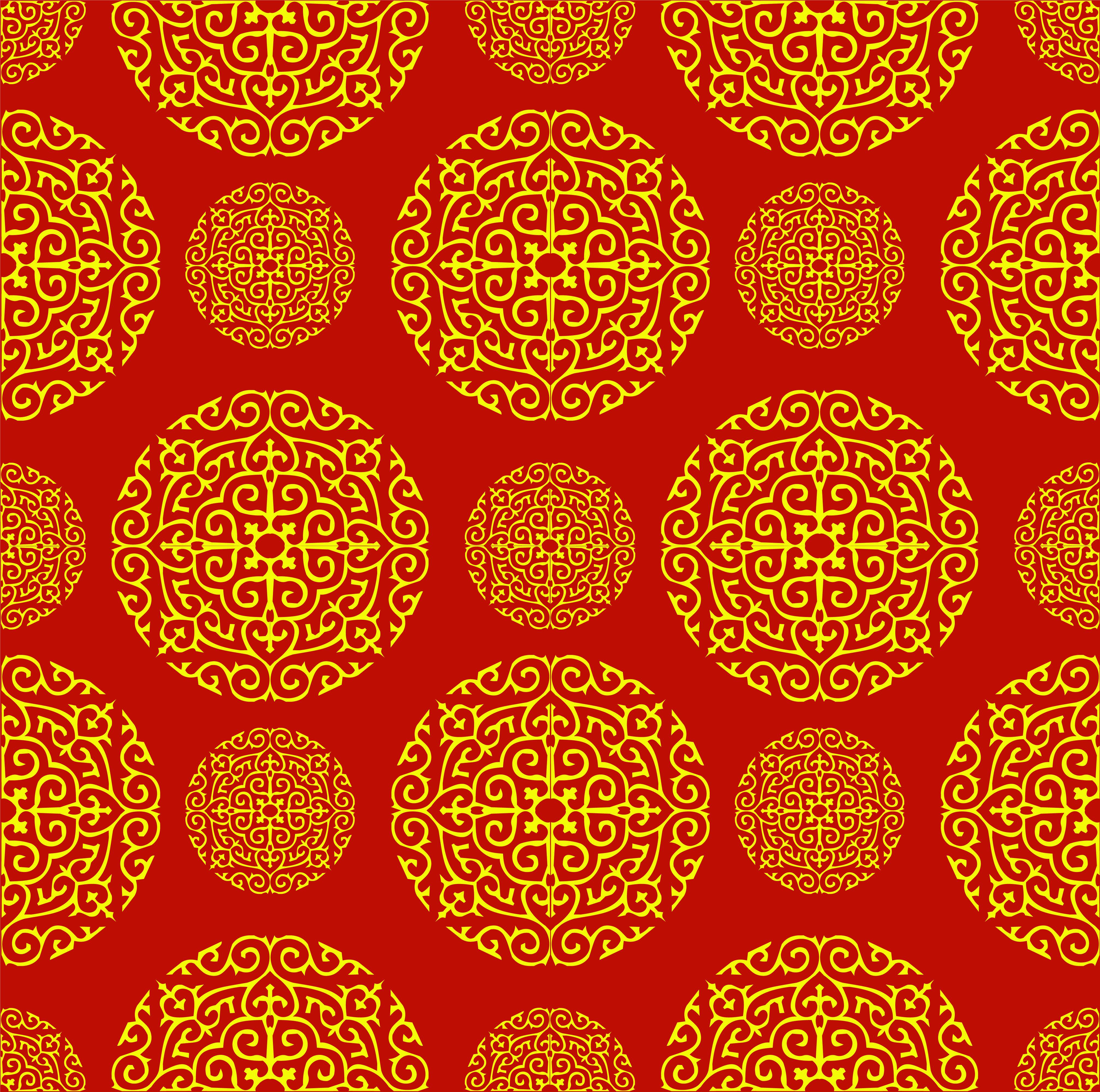 Wallpaper Modern Geometric Patterns