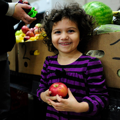 Northern Illinois Food Bank's Take 50 Foods to Encourage (F2E) Fund