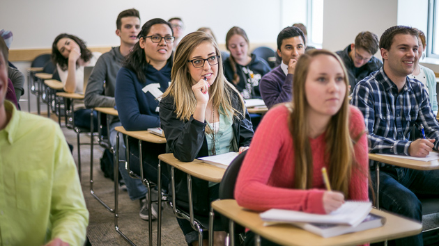 AP/IB courses help with career & college readiness