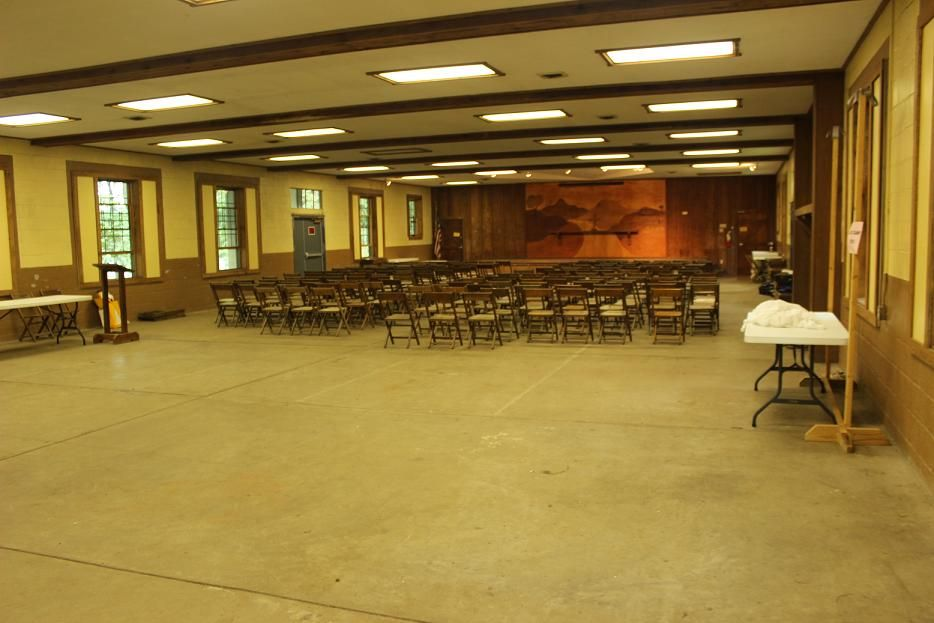 Rice Hall Interior I