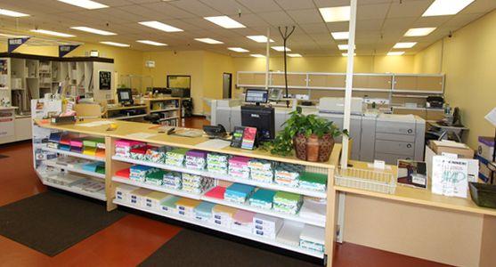 Minuteman Press Printer in Vancouver, WA