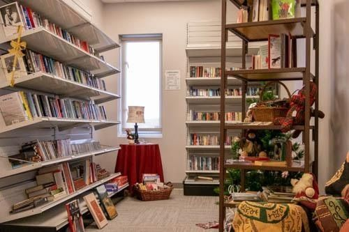 Books galore!