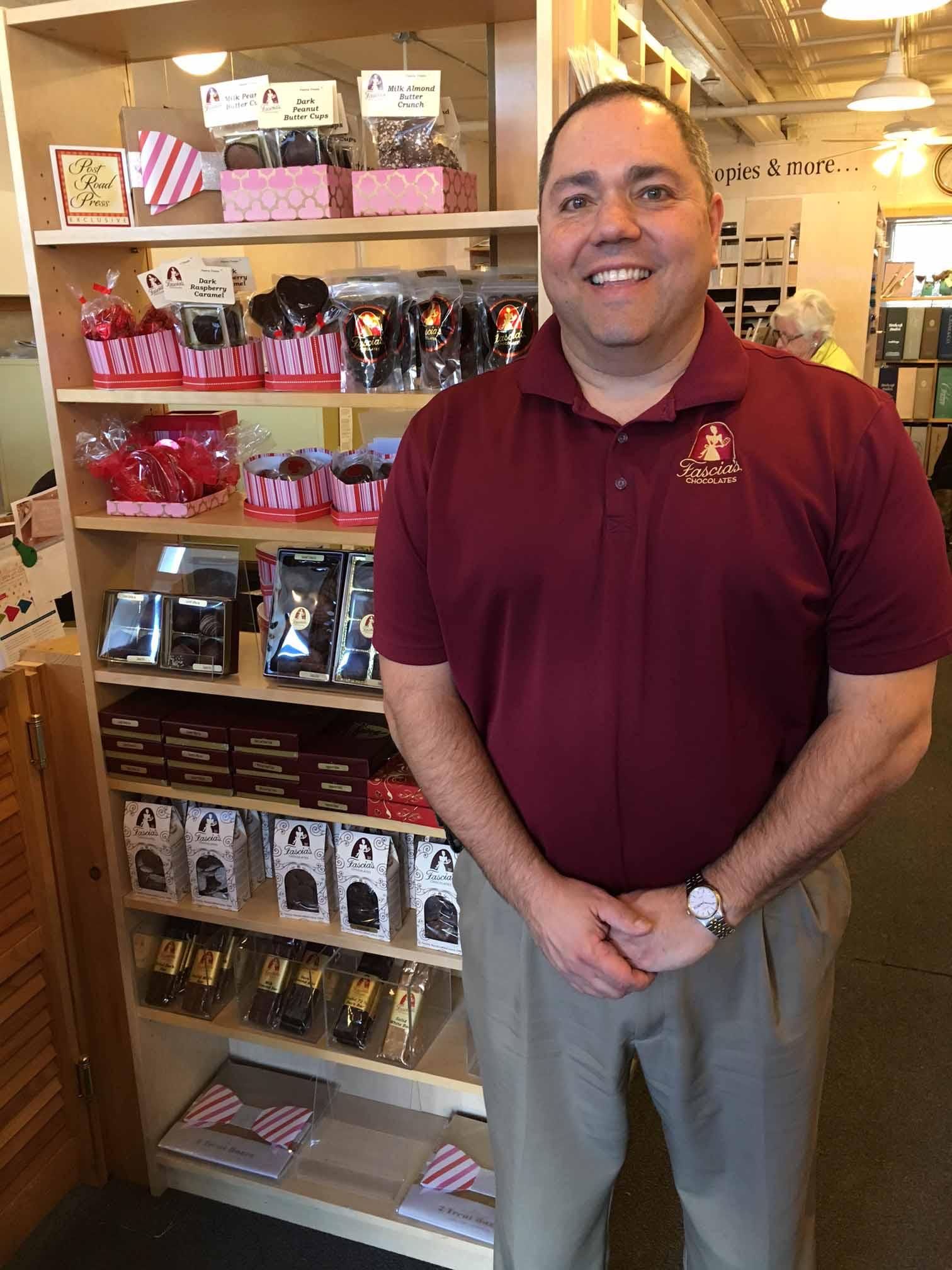 Fascia's Chocolates Now at Post Road Press