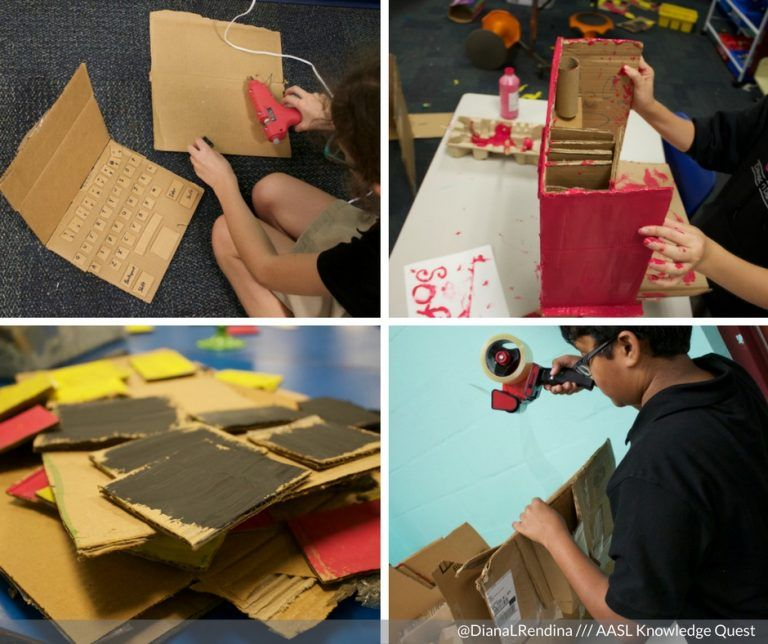 Cardboard Challenges