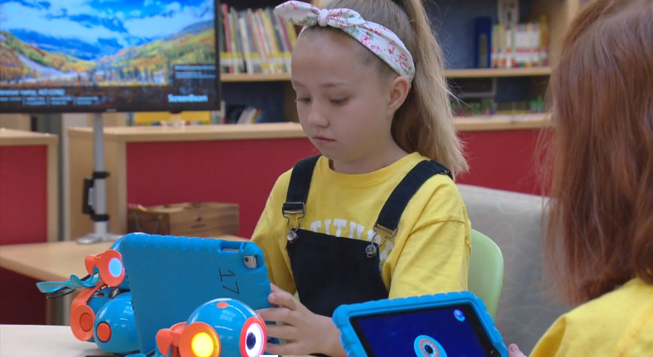 Altitude Elementary utilizes foundation funding in first year
