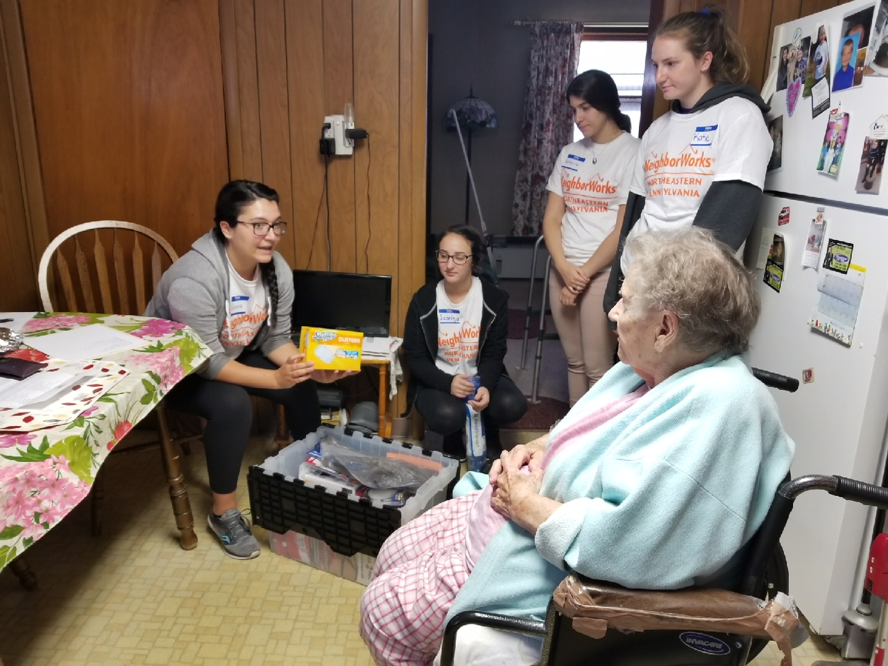 Occupational Therapists Bridge the Gap between Health and Home for Older Adults