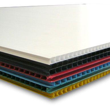 Coroplast (Corrugated Plastic)